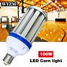 60W 80W 100W 120W LED Corn Light Bulb E39 E40 Mogul Base Equivalent 250W to 600W