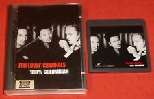 FUN LOVIN' CRIMINALS - MINIDISC - 100% COLOMBIAN