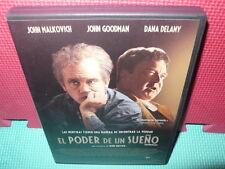 EL PODER DE UN SUEÑO - MALKOVICH - GOODMAN - dvd