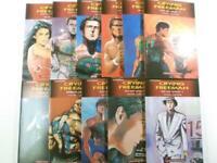 11 Stück CRYING FREEMAN Comic Manga Paperbacks Schreiber & Leser Neuwertig