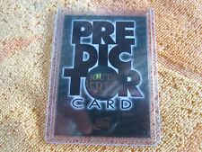 1996 Futera Rugby Predictor South Africa NM/M