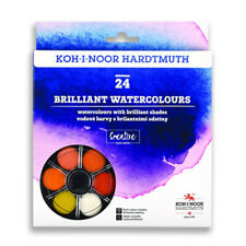 Koh-i-noor Anilinky Brilliant Watercolour 24 set