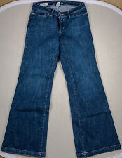 WOMEN'S BANANA REPUBLIC URBAN WIDE LEG JEANS - SIZE 4
