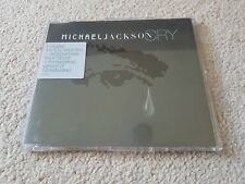 Michael Jackson CD Single Cry