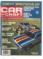 CAR CRAFT Magazine April 1981