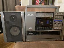 JVC DC 7 L Ghettoblaster Kassettenrecorder Boombox Plattenspieler Rar Np 1098DM