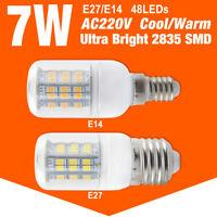 220V E27/E14 LED Lampen Glühbirne Energiespar 2835SMD Mais Birne Licht 5-15W