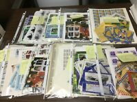 WW Stamp Mint Sheets Collection Estate Sale Find! High CV Value! 100+ pics! 👀👀