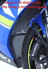 GSXR1000 L7 2017 R&G Racing Radiator & Oil Cooler Guard Set RAD9019BK Black