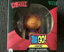 New listing Funko Dorbz Teen Titans Go! Starfire Vinyl Collectible New in Box