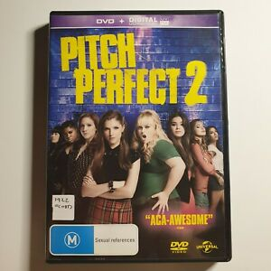 Pitch Perfect 2 | DVD Movie | Comedy/Musical | Rebel Wilson, Anna Kendrick | PAL