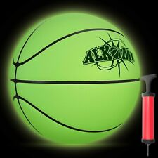 Glow in The Dark Basketball, Light Up Basketball, Glowing Holographic Basketball