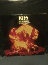 Kiss The Originals Triple Casablanca Set Vinal Nm Cover Vg.