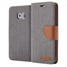 Custodia a Portafoglio Protettiva Cover wallet Case per  Samsung Galaxy S6 Edge