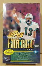 1999 TOPPS FOOTBALL HOBBY BOX (FACTORY SEALED)
