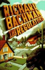 The Regulators by Richard Bachman (1996, Hardcover Book)