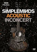 SIMPLE MINDS ACOUSTIC IN CONCERT DVD - PRE-ORDER 16TH JUNE 2017