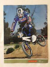 Vintage Original TREK BMX Bicycle Catalog 2001