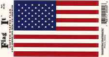 United States Flag - Vinyl Decal Sticker 3.5''x 5''