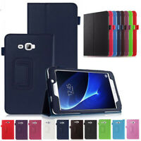 Slim Leather Folio Case Cover For Samsung Galaxy Tab A 7.0 7-inch Tablet SM-T280