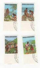 Cancelled to Order/CTO Papua New Guinean Stamps