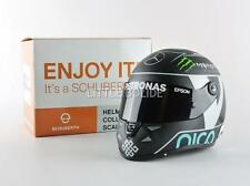 MINI HELMET 1/2 CASQUES N. Rosberg - Mercedes GP 2016 - World Champion 908600022
