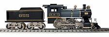 Lionel Mth Standard Gauge Tinplate B&O No.6 Steam Engine Ps3 Sounds 11-1038-1