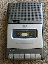 Rca Rp3503 Personal Portable Recorder & Cassette Player Works!