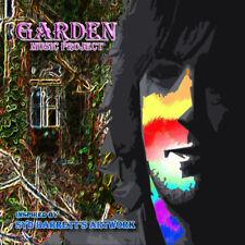 Garden Music Project : Inspired By Syd Barrett's Artwork CD (2014) ***NEW***