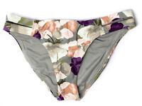 O'NEILL Lok Womens Floral Multi Strap Bikini Bottom