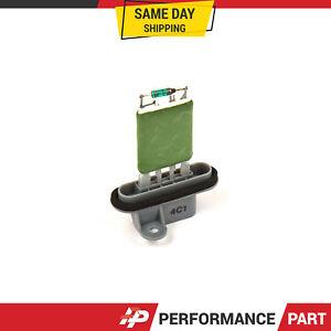 HVAC Blower Motor Resistor for 03-12 GMC Isuzu I280 I-290 Chevrolet Colorado SSR