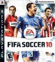 FIFA Soccer 10 - Sony Playstation 3 PS3