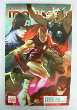 INVINCIBLE IRON MAN #502 MARCO DJURDJEVIC 1:25 VARIANT! ~VF+ 8.5~ MARVEL 2011