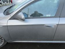 ALFA ROMEO 159 1.9 JTDM PASSENGER FRONT DOOR IN GREY