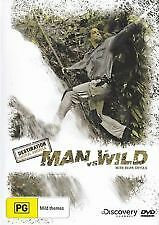MAN VS WILD: DESTINATION CENTRAL AMERICA - BRAND NEW & SEALED DVD (BEAR GRYLLS)