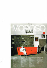 PUBLICITE ADVERTISING  2000   MOROSO   meubles