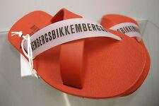 Ciabatta mare bimbo slippers boy BIKKEMBERGS a.SA68 W70 T.32 c.4000 rosso red