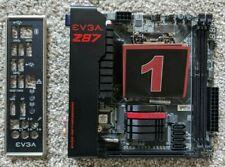 EVGA Z87 Stinger Intel Socket LGA 1150 Motherboard Mini ITX111-HW-E872-KR