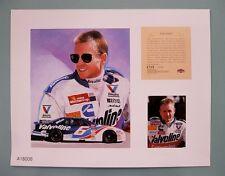 Mark Martin 1997 Nascar 11x14 Lithograph Print (scare)