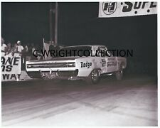 """Vintage NHRA Drag Racing-""""DRAG-ON-LADY""""-1967 SUPER STOCK NATIONALS.-Cecil County"""
