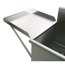Advance Tabco N-5-18 Square Corner Sink Drainboard