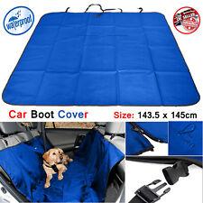 Waterproof Dog Car Boot Liner Bumper Dirt Pad Pet Heavy Duty Cover Protector Mat