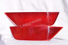 Rear Bumper Side Marker Reflector Light Lamps One Pair fit 2013-2019 Escape