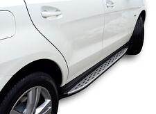 For 06-11 Mercedes Benz ML-Class ML350 Aluminium Running Board Side Step