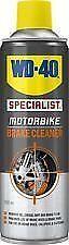WD-40 Specialist Motorbike Motorcycle Brake Cleaner 500ml sinnis lexmoto