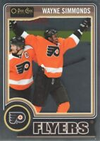 2014-15 O-Pee-Chee Platinum Hockey #139 Wayne Simmonds Philadelphia Flyers