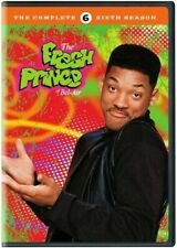 The Fresh Prince of Bel Air The Complete Season 6 Series Six Sixth DVD