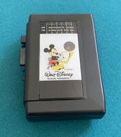 Walt Disney Mickey Mouse Portable Cassette Player Walkman - RARE / TESTED / MINT