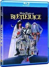 Blu Ray  //  BEETLEJUICE  //  Michael Keaton  /  NEUF cellophané