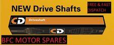 Drive Shaft To Fit  VW Transporter 2.0TDI 2010-> 6 speed